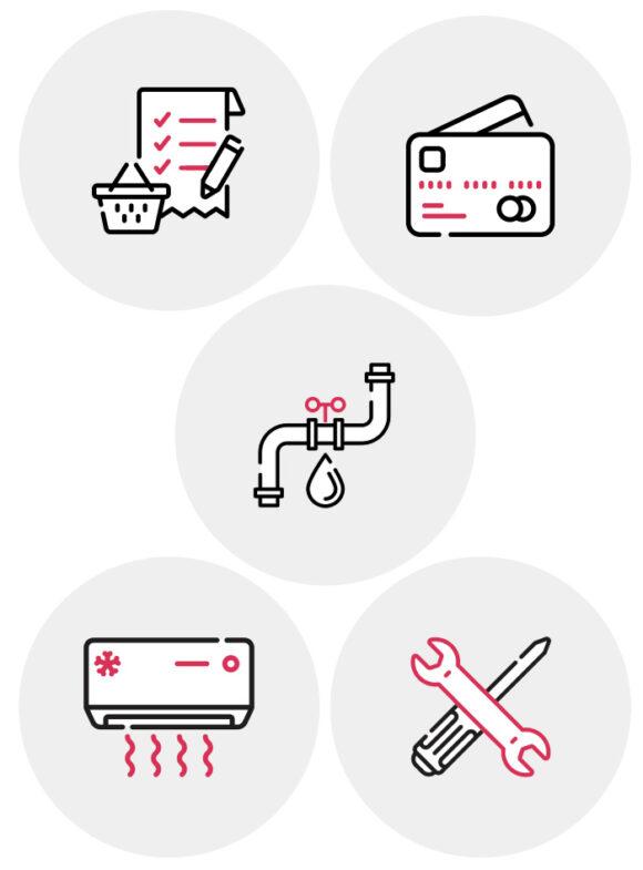 WordPress-kotisivut: Lämpökarelia, graafinen suunnittelu - Mediakumpu