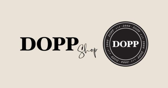 WooCommerce-verkkokauppa: DOPP vaateliike ja tyyliblogi, Facebook-jakokuva - Mediakumpu