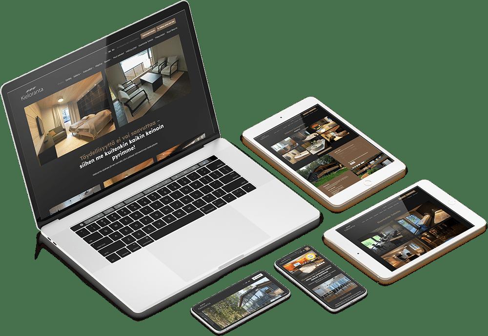 Nostetaan yhdessä yrityksesi sille tasolle, mille se kuuluu – eli huipulle - Mediakumpu WordPress-kotisivut ja WooCommerce-verkkokaupat