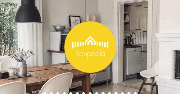 WordPress-kotisivut: Nurmeksen Vanha Kauppala, Facebook-jakokuva - Mediakumpu