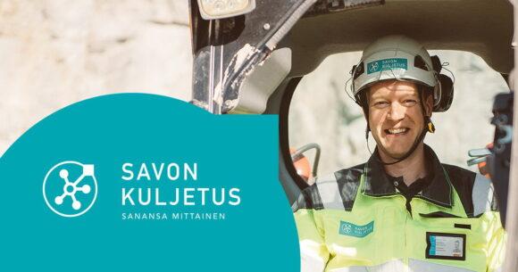 WordPress-kotisivut: Savon Kuljetus, Facebook-jakokuva - Mediakumpu